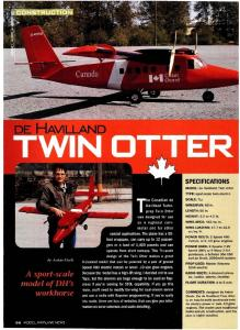 HAVILLAND - Model Airplane News