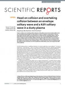 Head-on collision and overtaking collision ... - Semantic Scholar