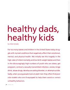 Healthy Dads, Healthy Kids - CLAS Users - University of Florida