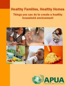 Healthy Families, Healthy Homes