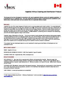 Hepatitis B Virus Cleaning and Disinfection Protocol.pdf