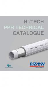 HI-TECH PPR Technical Catalogue - Dizayn Grup