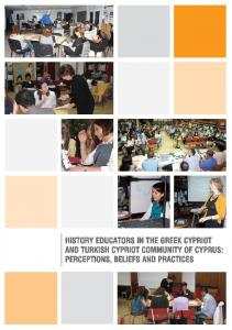 History Educators in the Greek Cypriot and Turkish Cypriot Community ...
