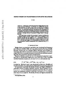 Hodge theory on transversely symplectic foliations