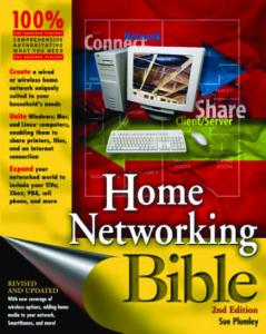 Home Networking Bible 2nd Edition - UMM Directory