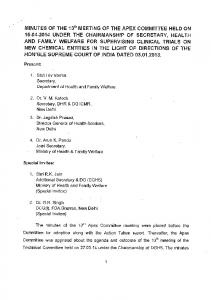 HON'BLE SUPREME COURT OF INDIA DATED 03.01.2013.