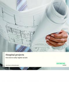 Hospital projects. From vision to reality. Together we build. 4.69MB