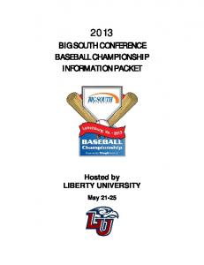 Host Manual - Liberty University