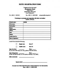 Attached hotel registration form mafiadoc hotel registration form thecheapjerseys Gallery