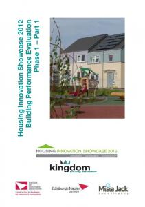 Housing Innovation Showcase | Development | Kingdom HA, Fife