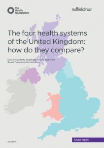 how do they compare? - The Nuffield Trust
