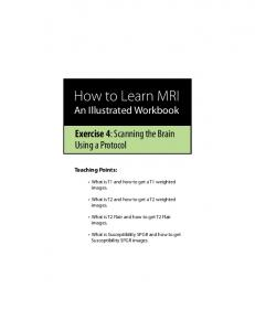 How to Learn MRI - MRprotocols.com