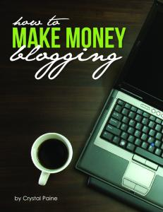 How To Make Money Blogging ebook