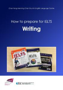 How to prepare for IELTS – Writing