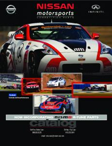 HOW TO USE THIS CATALOG - Nissan USA