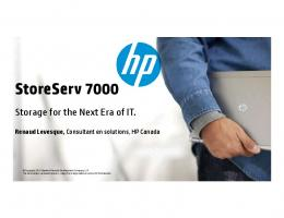 HP 3PAR StoreServ For Virtualization - Hypervise
