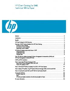 White Paper - PS Driver for Universal Print Technical Reference v4