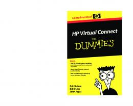HP Virtual Connect For Dummies - UP2V - WordPress.com