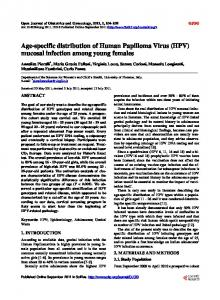 HPV - Scientific Research Publishing