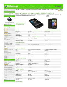 HTC Desire S - Ow.ly