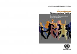 Human Resources Management and Training - unece