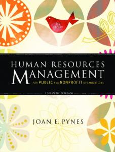 Human Resources Management for Public and Nonprofit ...