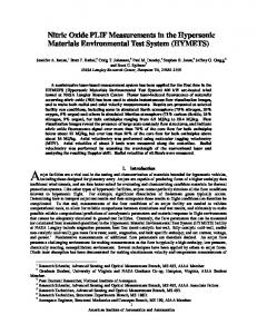 HYMETS - NASA Technical Reports Server (NTRS)