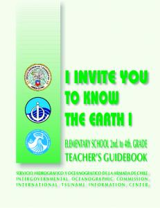 I Invite You to Know the Earth I