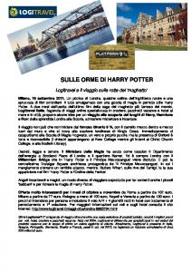 I luoghi di Harry Potter - Logitravel