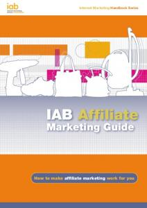 IAB Affiliate Marketing Guide
