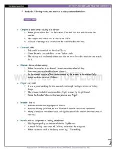 iBT TOEFL VOCABULARY PRACTICE ( LESSON 2 ) - Learn English ...