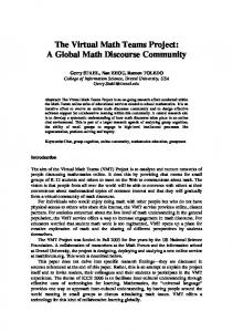 ICCE 2005 Publications Format - Gerry Stahl