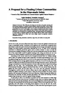 ICCE 2005 Publications Format - Sustainable Water City