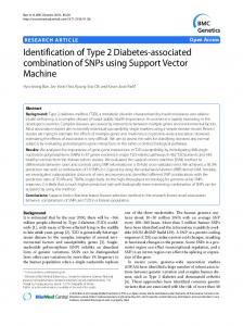 Identification of Type 2 Diabetes-associated ... - ScienceOpenhttps://www.researchgate.net/.../Identification-of-Type-2-Diabetes-associated-combinatio...