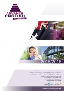 IELTS Preparation 1 & 2 - Advance English