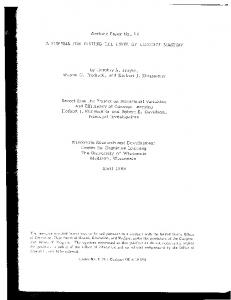 if; Working Paper No. 16 - Waisman Laboratory for Brain Imaging ...