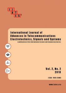 IJATES 2 Vol. 2, No. 2 2013 International Journal of