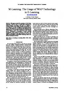 iJIM Vol. 3, No. 3, July 2009 - Semantic Scholar