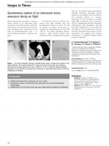 Images in Thorax