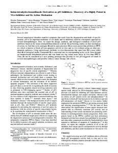 Imino-tetrahydro-benzothiazole Derivatives as p53 Inhibitors ...