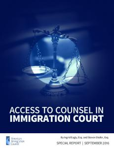 immigration court - American Immigration Council