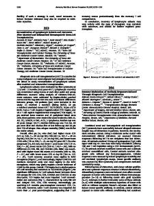 Immune Modulation of Antibody Responses Induced Through ...