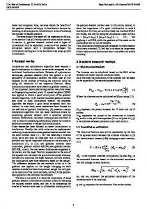 Impact of Initialization on Gradient Descent Method in ...www.researchgate.net › publication › fulltext › Impact-of