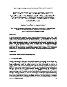 implementation and comparative quantitative ... - Aircc Digital Library