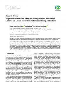 Improved Model-Free Adaptive Sliding-Mode-Constrained Control for