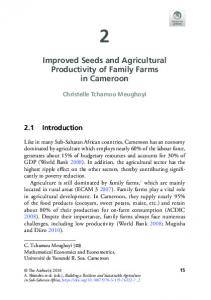 Improved Seeds and Agricultural Productivity of ...