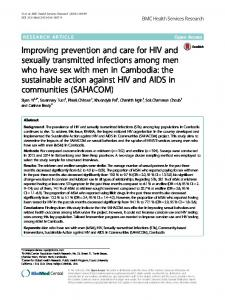 HIV Research for Prevention 2014 - MAFIADOC COM