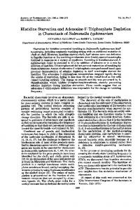 in Chemotaxis of Salmonella typhimurium - Journal of Bacteriology
