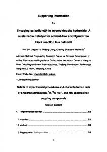 in layered double hydroxide - Beilstein Journals