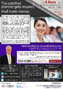 in my three-day BCI certificate exam preparation course - Forbes ...